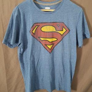 Old Navy Superman Tshirt Medium